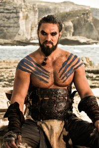 Khal Drogo will eat my heart if I miss an episode of Game of Thrones.