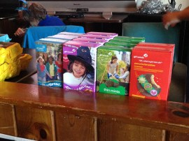 Money can't buy you class, but $20 CAN get you 5 boxes of Girl Scout cookies.