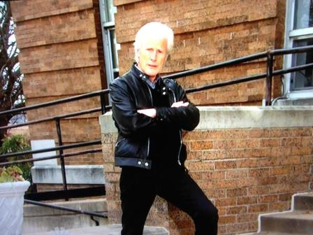 Keith Morrison stance