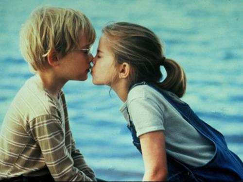 This won best kiss at the very first MTV Movie Awards in 1992. Edward Furlong also won Breakthrough Performance so there's that . . . .