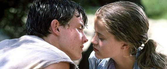 Image result for man in the moon gif witherspoon