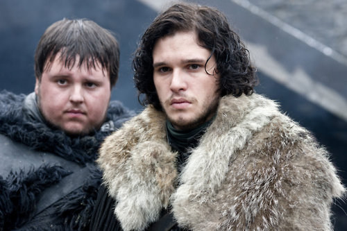 They share coats.