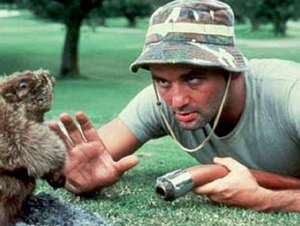 Bill Murray was kind of hot back in the day.