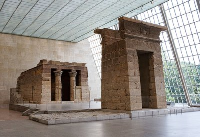 Except the ones at the Met. I'm cool with these tombs.