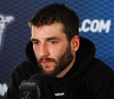 Patrice Bergeron is also sad I won't get to watch him play.