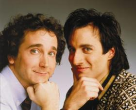 Perfect strangers? More like perfect hair!