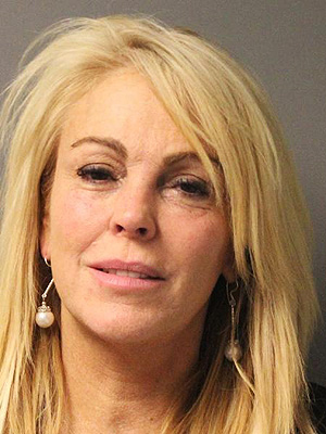 The latest and greatest to join the Lohan Family Hall of Shame.