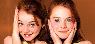 Contrary to popular belief, this is NOT about Lindsay Lohan. The Parent Trap was released in 1998.