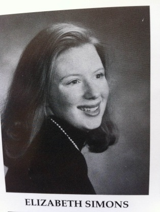My high school yearbook photo. Face of an angel, mouth of a very annoying person.