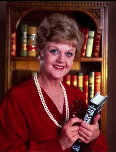 The ORIGINAL Jessica Fletcher.
