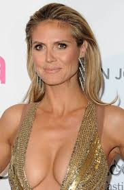I'm talking to you, Heidi Klum!