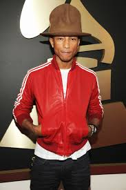 But still you did not get as lucky as Pharrell's Smokey Bear hat.