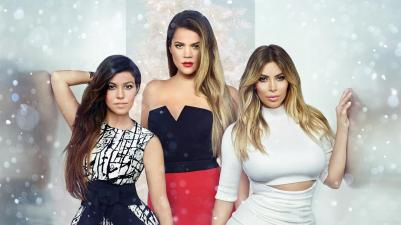 Kardashian pose