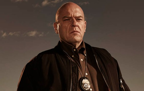 His name is ASAC Schrader, and you can go f--- yourself, Emmys!