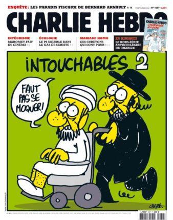 Charlie Hebco Jewish
