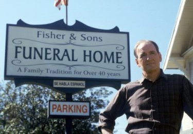 I miss Six Feet Under!